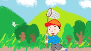 子供の遊び
