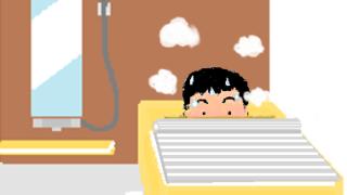 浴室サウナ