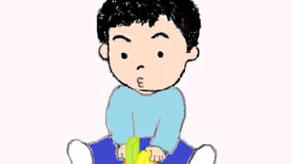 子供とおもちゃ